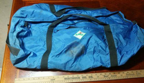 Vintage EMS Camp/Duffle Bag