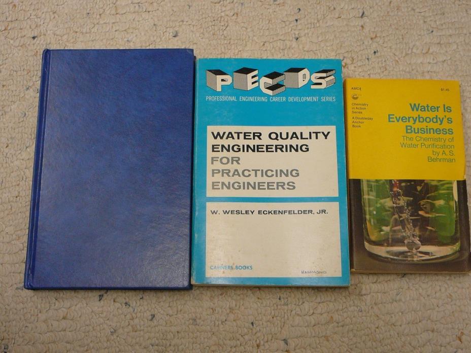 Lot Sewage Treatment & Walter Quality engineering
