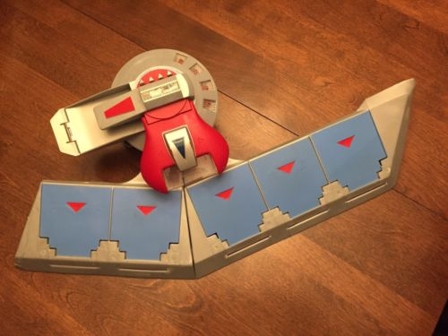 Yu-Gi-Oh Duel Disk Card Launcher - Vintage!
