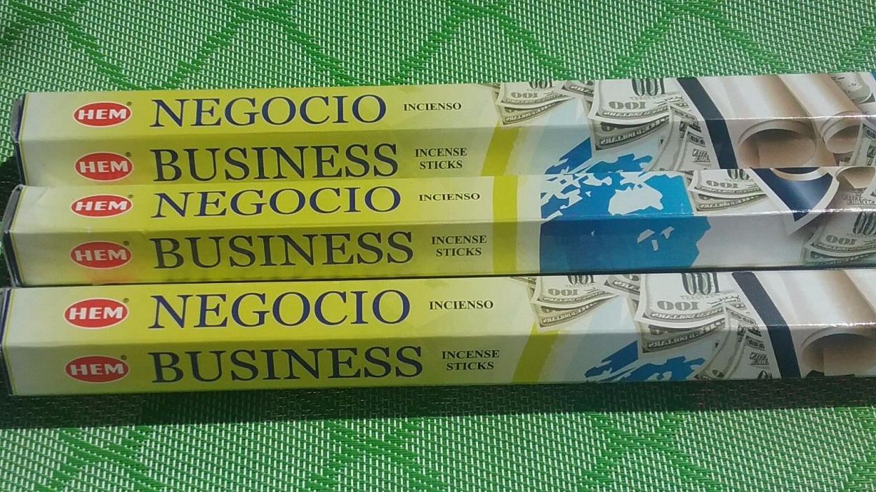 Fast Cash Negocio Business Abundance Customers Success Wicca 60 Sticks