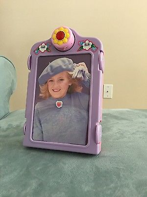 #846 Sweet Secrets Picture Frame Swimming Pool Set Vintage toy