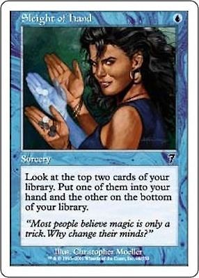 Sleight of Hand NM 7th Edition