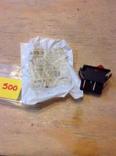 Bosch Toggle Switch 3609372500