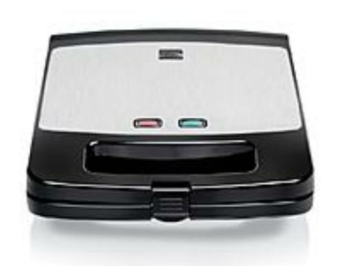 Kenmore 4-slices Waffle Maker Silver