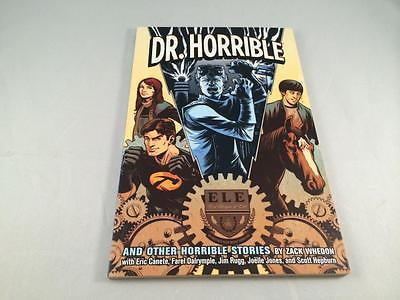 DR HORRIBLE AND OTHER HORRIBLE STORIES TRADE PAPER BACK TPB