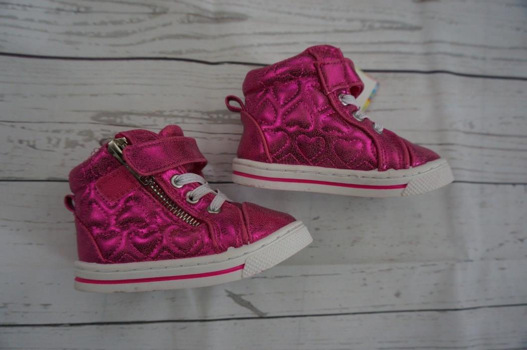 NEW Toddler Girls Casual Shoes by Garanimals  Size 4  PINK