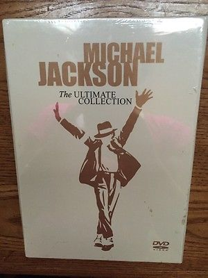 Michael Jackson The Unlimited Collection DVD