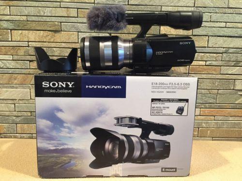 Sony HD Camcorder NEX-VG20H
