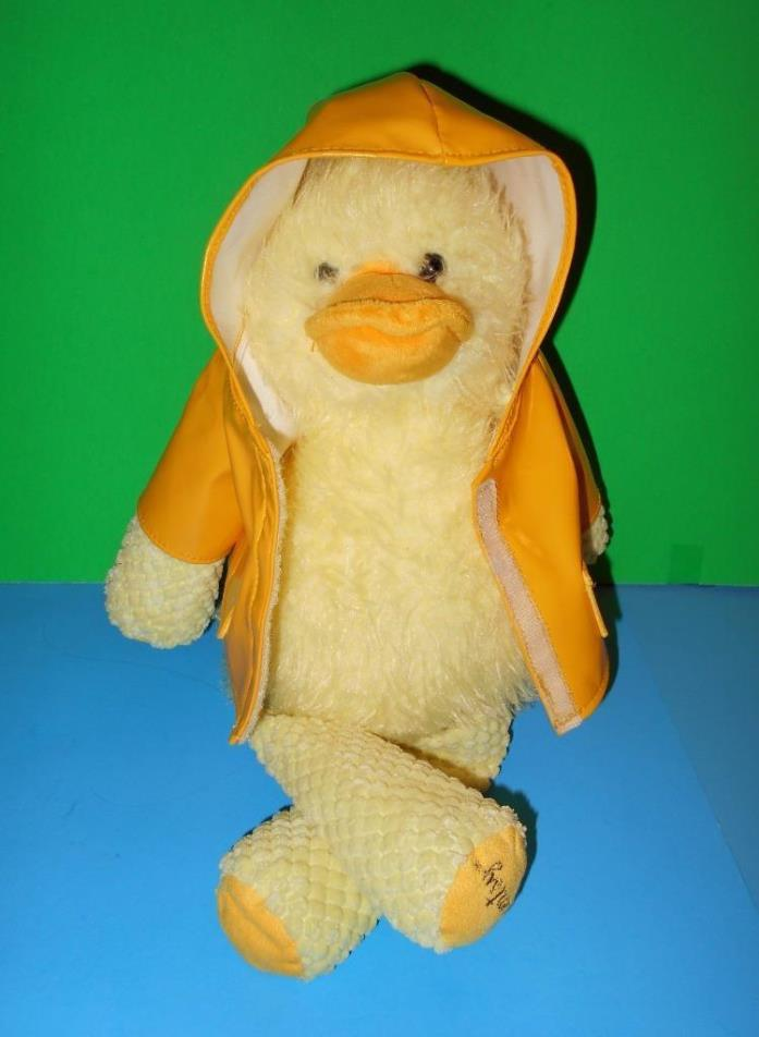 Adorable Wellington Duck Scentsy Buddy Air Freshener Havana Cabana Scent Pak 15