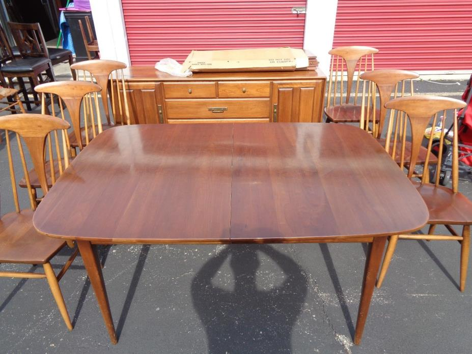 Heywood Wakefield Dining Table For Sale Classifieds