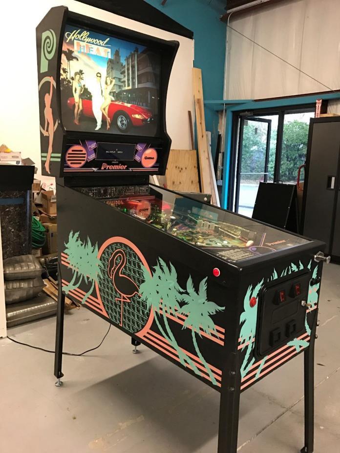 pinball machine legs