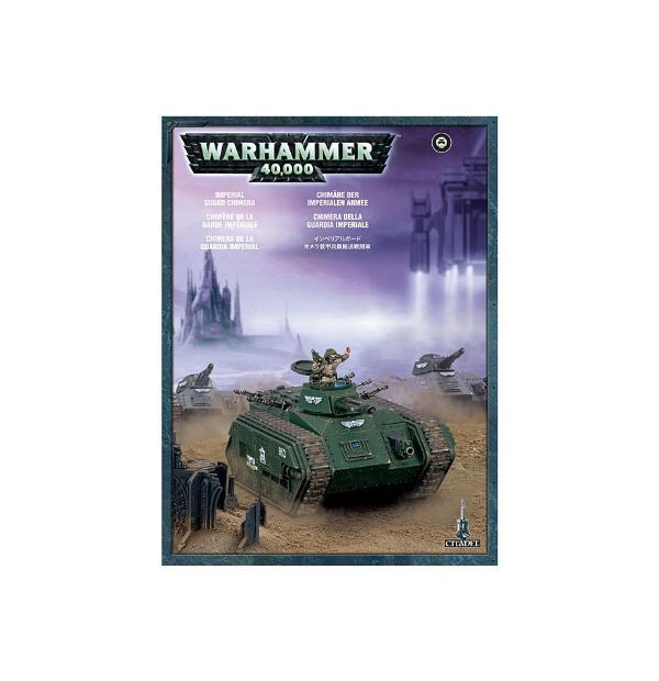 Warhammer 40K Imperial Guard / Astra Militarum Chimera
