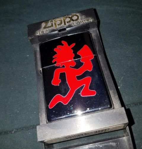 Insane Clown Posse Hatchetman Zippo lighter ICP Twiztid
