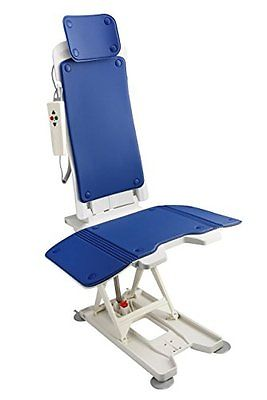 Bathing Benches Chairs AdirMed Ultra Quiet Automatic (Battery Powered) Bath Lift