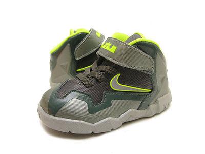Nike Lebron  XI TD Size 9C Toddler Shoe 621714-303