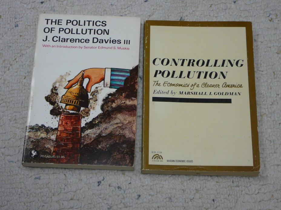 Lot Controlling Pollution & Politics of Pollution