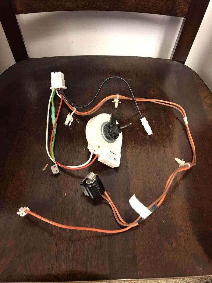 Genuine Whirlpool KitchenAid W10514110 Freezer Evaporator Fan Motor WPW10514110