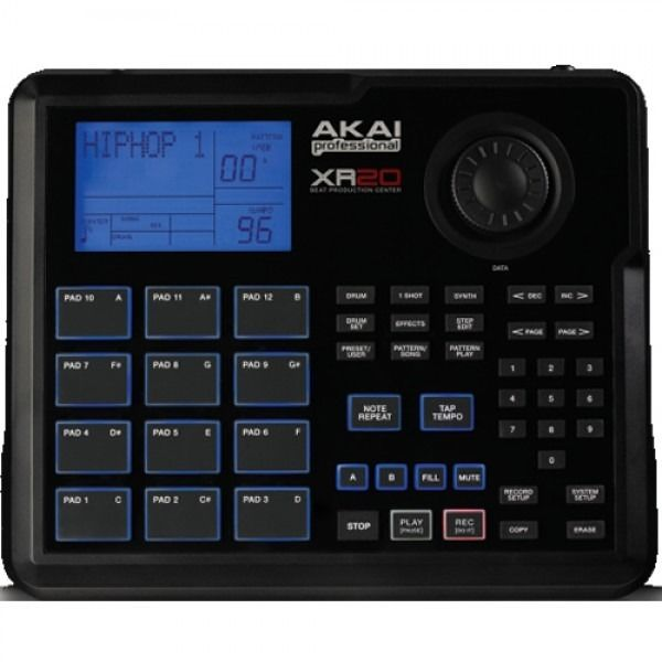 Akai XR20 Beat Production Station with Sound Library
