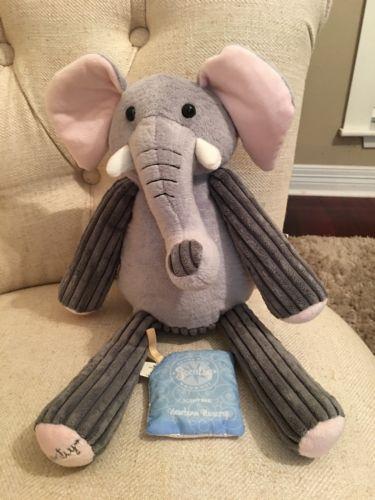 Scentsy Buddy Ollie Elephant 16