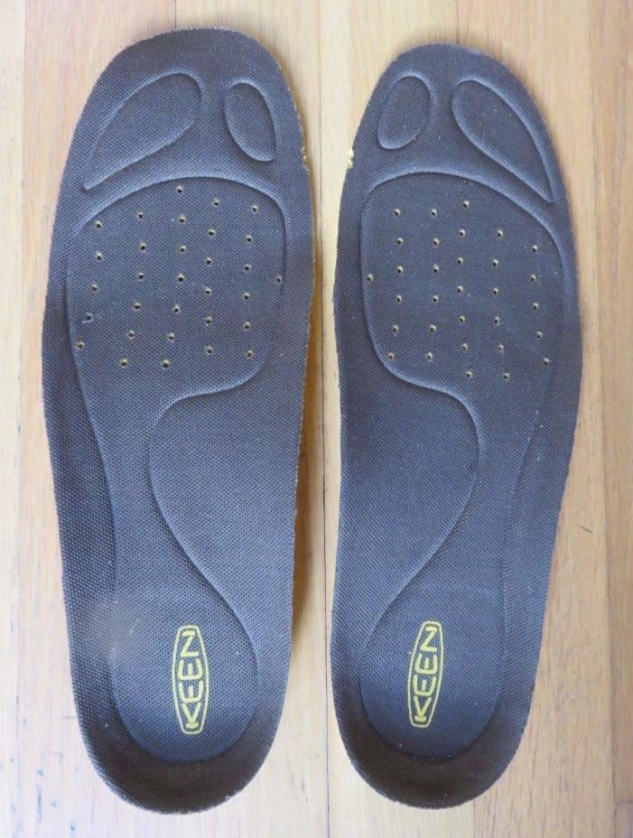 NEW KEEN REPLACEMENT INSOLES MEN'S SIZE 11