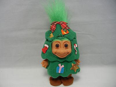 RUSS Troll Doll, Christmas Tree 5