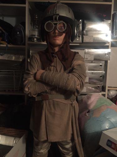 Life Size Star Wars Anakin Skywalker Full Size Statue Prop