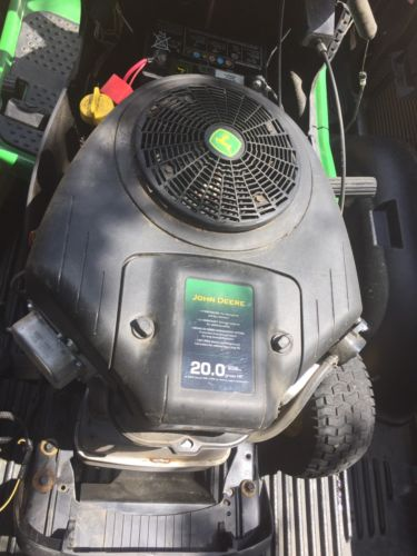 20hp Briggs and Stratton Engine, Motor off John Deere Riding Mower