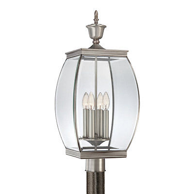 One Allium Way Goulaine Outdoor 4-Light Lantern Head