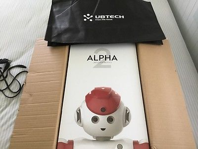 UBTech Humanoid Alpha 2 Robot Intelligent Life Family Companion Entertainment