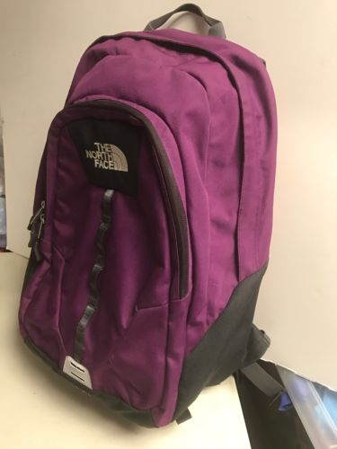 North Face Purple Backpack Vault