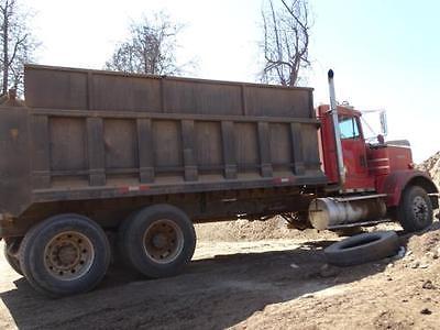 1994 Kenworth W900 Dump Trucks