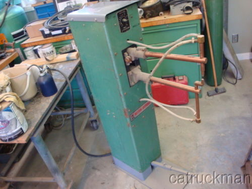 5 KVA Western Arctronics Spot Welder 220V Single Phase