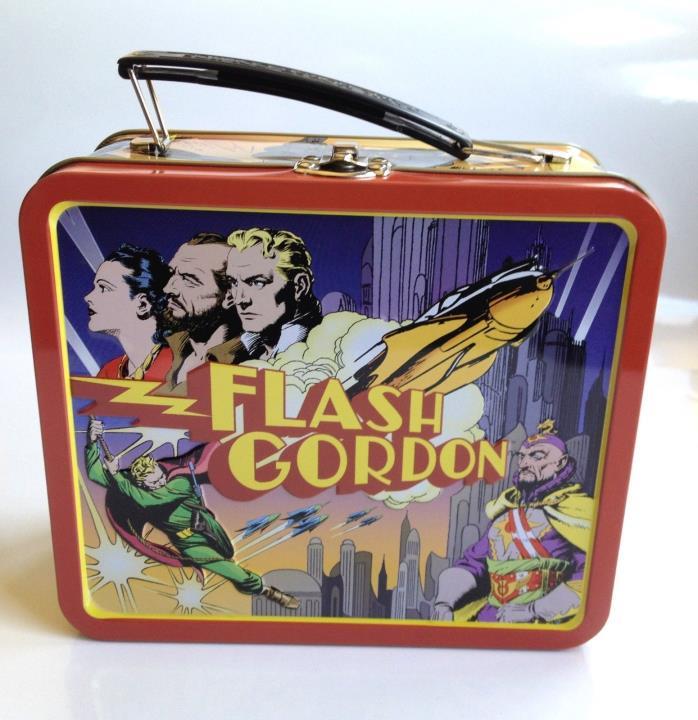 Flash Gordon Lunch Box