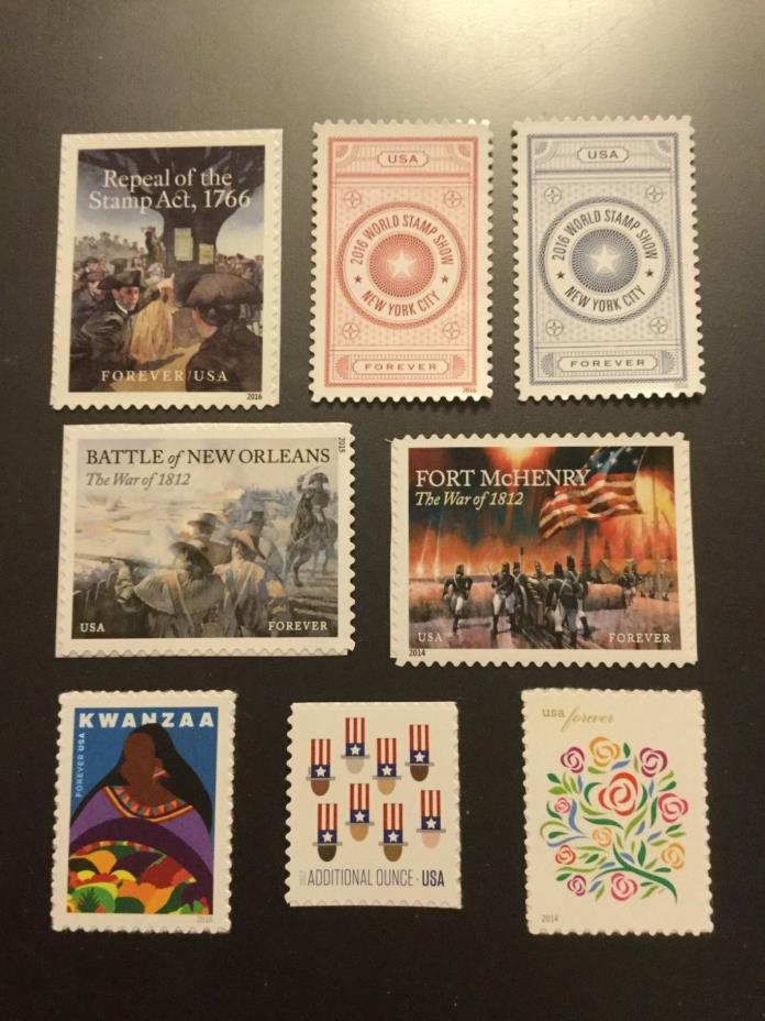 Lot of Unused Stamps