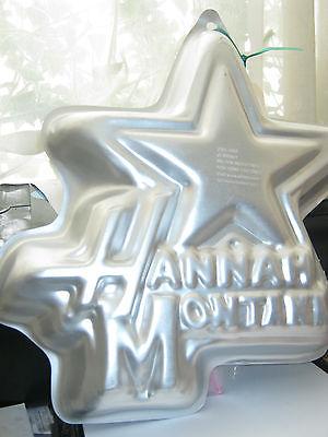 Wilton Disney Hannah Montana Cake Pan 2105-4060