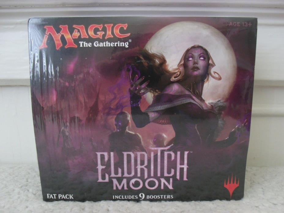 Eldritch Moon Fat Pack Magic the Gathering MTG NEW Sealed 9 Booster packs & more