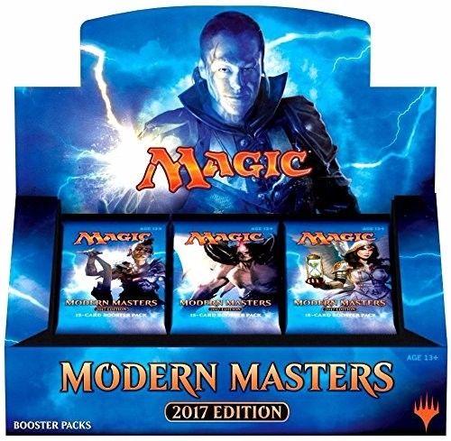 Modern Masters 2017 REPACK Booster Box (24 Packs) - MTG  5 Mythic Rares!