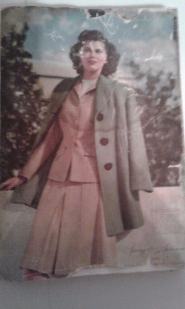 1944 Montgomery Ward Spring & Summer Catalog Vintage Fashion