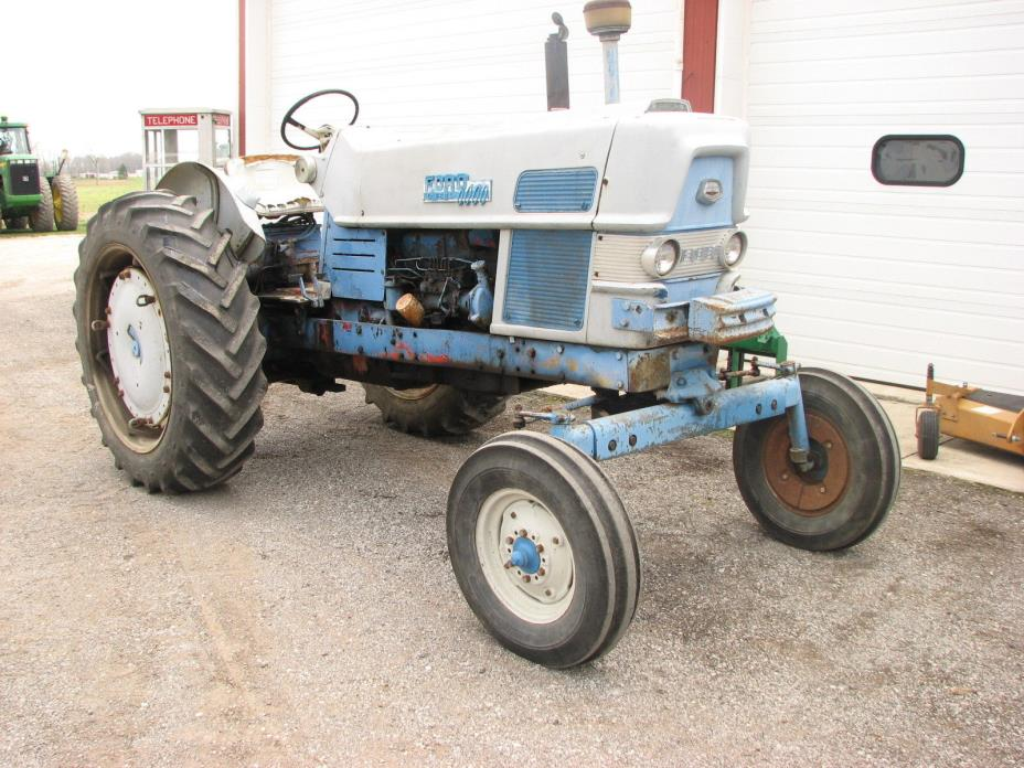 Ford Garden Tractors With Pto : Speed transmission for sale classifieds