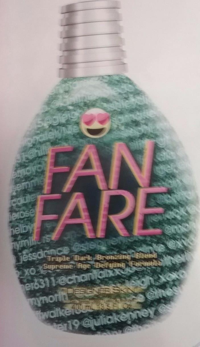 Designer Skin Fanfare Triple Dark Bronzing Blend 13.5 oz