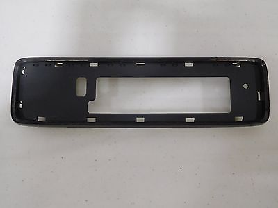 Xbox 360 Slim Black Vent Grill Cover.s kit Plate Bezel [NON-HDD wifi side OEM