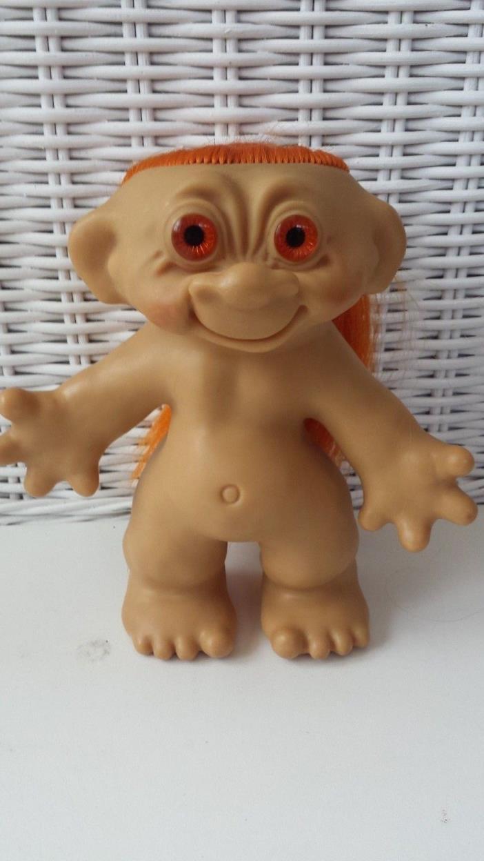 Vintage Troll Doll Bank Thomas Dam Original 7