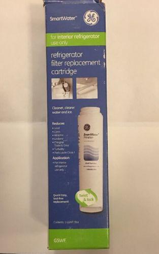GENUINE GE GSWF Refrigerator Water Filter, 1-Pack