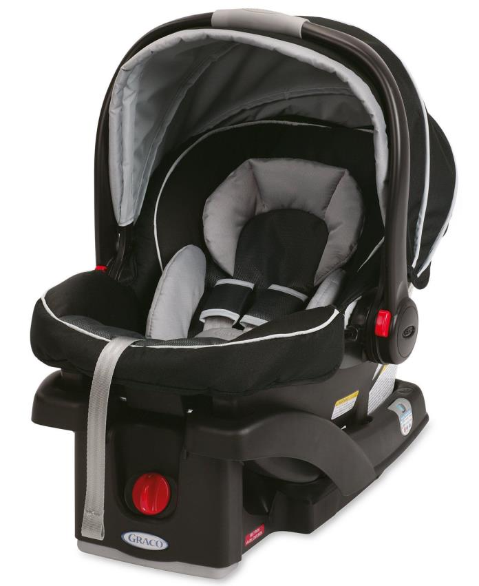 Graco SnugRide Click Connect 35 Infant Car Seat, Gotham - NIB - FREE SHIP