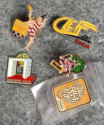 KODAK pins Olympics French