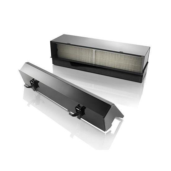 Whirlpool W10748976 Downdraft Duct-Free Kit Stainless Steel