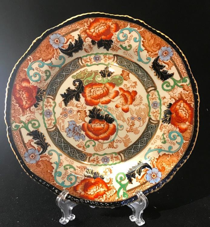 Vintage Wood And Son Verona Royal Semi Porcelain China 9