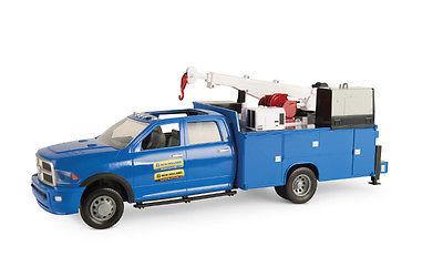 Big Farm Dodge Ram 3500 Service Truck