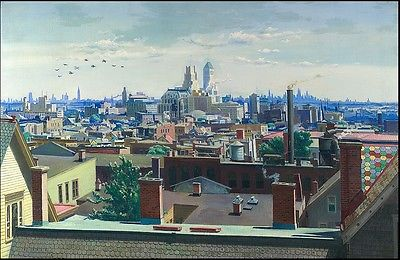 Vincent Jannelli  Listed American Newark New York Jersey exhibited NAD PAFA
