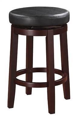 Counter Stool in Brown Finish [ID 3289255]